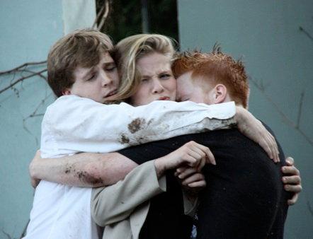 Lysander, Helena, Demetrius