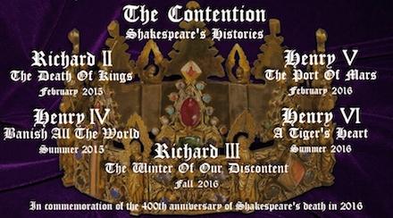 shakespeare history plays