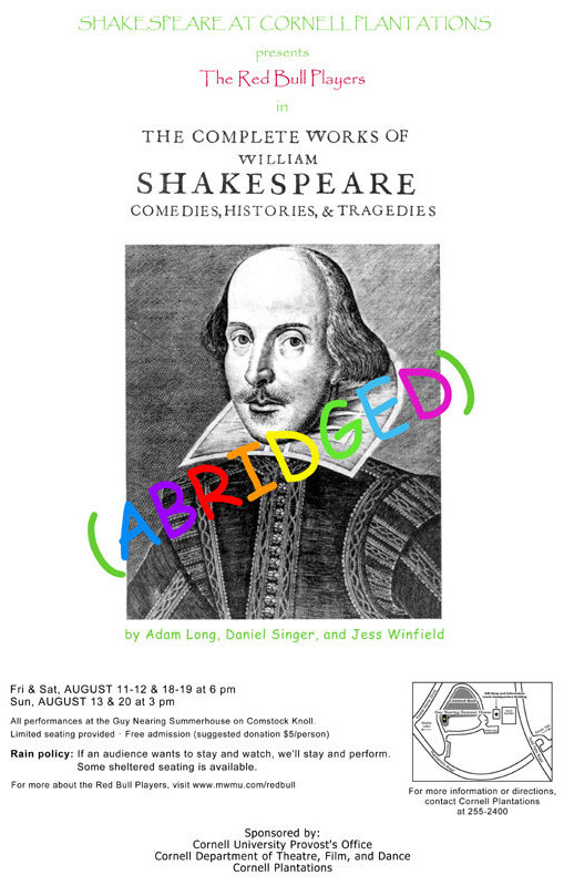 The Complete Works of William Shakespeare (Abridged) (2006)
