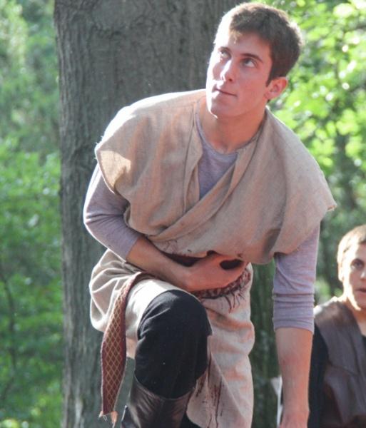 Dan Hertzler >> Macbeth (2010) : The Ithaca Shakespeare Company