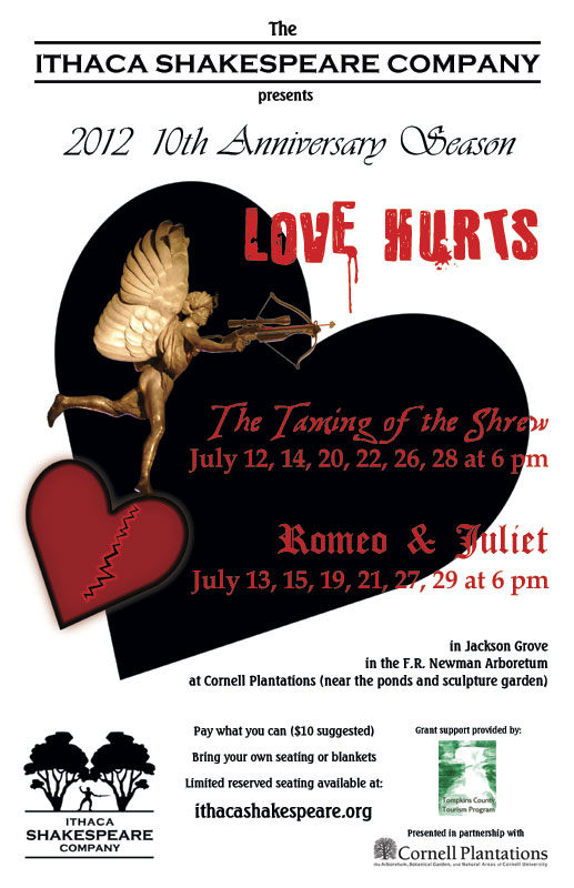 Romeo and Juliet / The Taming of the Shrew (2012)