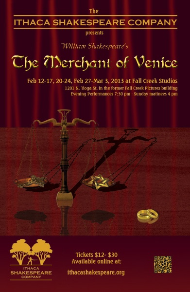 The Merchant of Venice (2013)