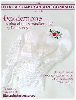 audience and desdemona Shakespeare also makes use of dramatic irony, which is when the audience   that iago wants the handkerchief as evidence of desdemona having an affair.
